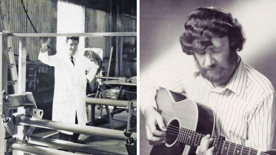 Tribute to a Guitar Phụ kiện Tiên phong