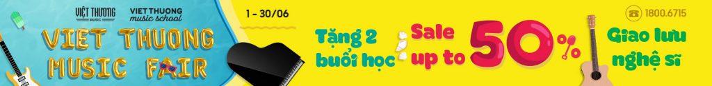 Âm thanh sánh sáng giảm giá thả ga tại Việt Thương Music