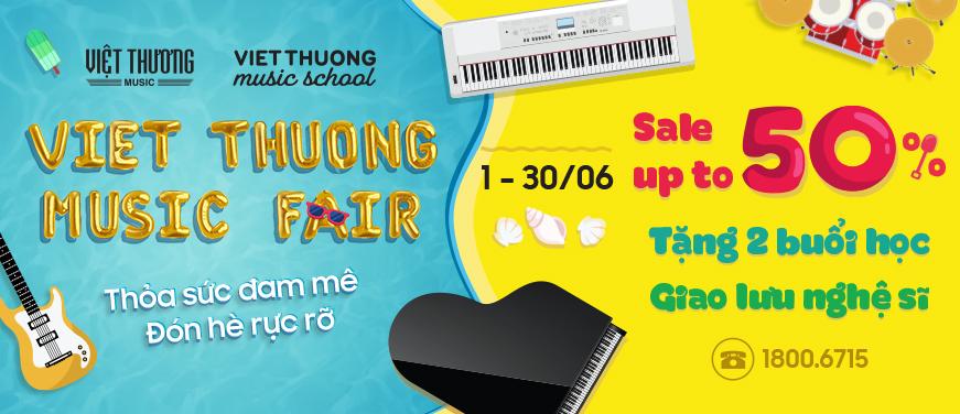 Việt Thương Music Fair 2019
