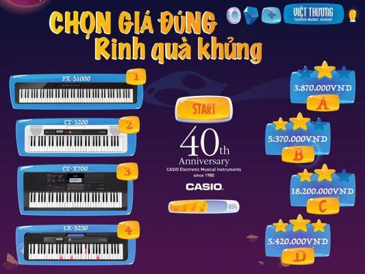 MINI GAME: CHỌN GIÁ ĐÚNG - RINH QUÀ KHỦNG